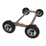 Speed Dolly eXtended Life™ - 1800 kg